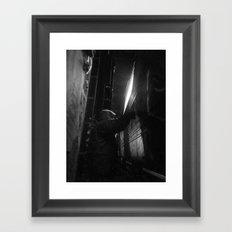 Access Granted Framed Art Print