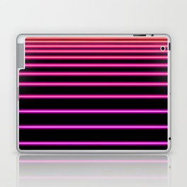 Pink to Red Neon Laptop & iPad Skin