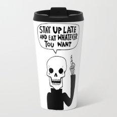 Death Coach Travel Mug