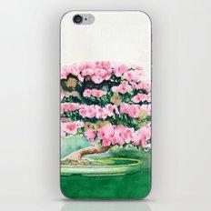 Pink Bonsai iPhone & iPod Skin