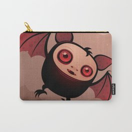 Red Eye the Vampire Bat Boy Carry-All Pouch
