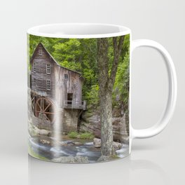 Glade Creek Grist Mill In Summer Coffee Mug