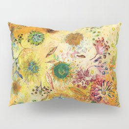 Immersed in Shallow Waters Pillow Sham