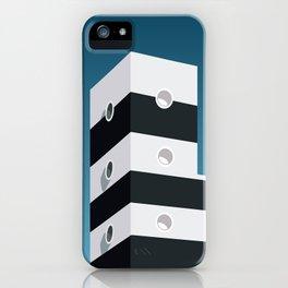 Minimalism Building iPhone Case
