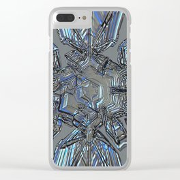 Ice Star Anytime Clear iPhone Case