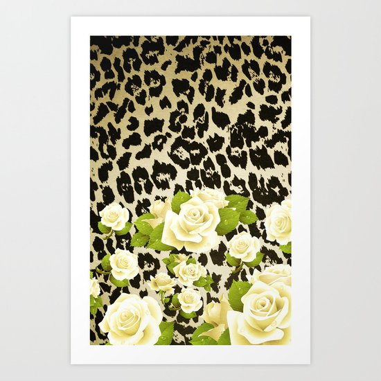 Wild Flowers 5 - for iphone Art Print