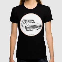 Crazy Car Art 0084 T-shirt