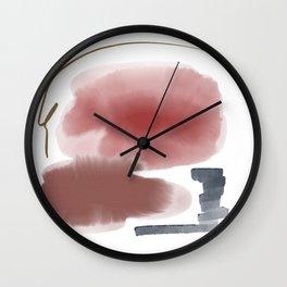 Introversion X Wall Clock