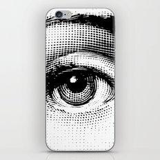 Lina Cavalieri Eye 01 iPhone Skin