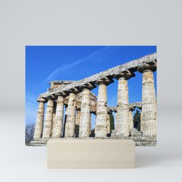 Paestum Mini Art Print