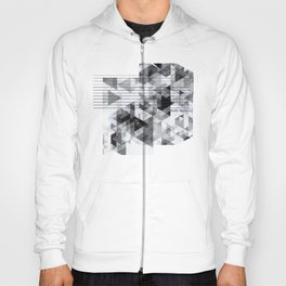 Marble madness Hoody