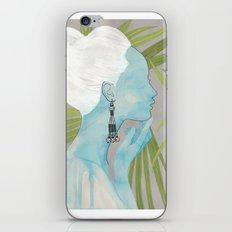 girls with silver jewelry / palmiye II iPhone & iPod Skin
