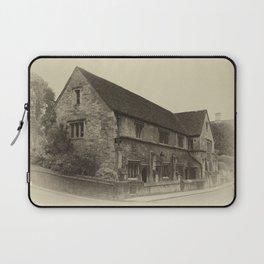 Masonic Lodge Bradford on Avon Laptop Sleeve