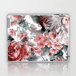 Floral Pattern#3 Laptop & iPad Skin