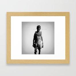 SUPERKONG Framed Art Print