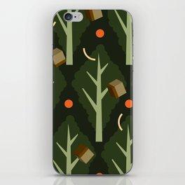 Kale Caesar Salad iPhone Skin