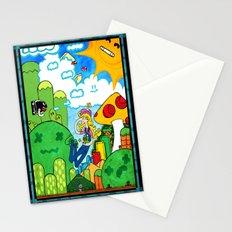 Shroom Kingdom Stationery Cards