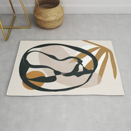 Abstract Shapes 35 Rug
