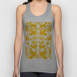 Mexican pattern Unisex Tank Top