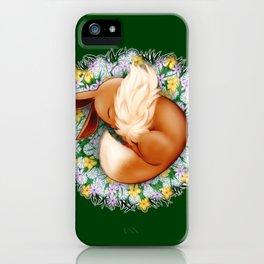 Peaceful Sleep (Eevee) iPhone Case