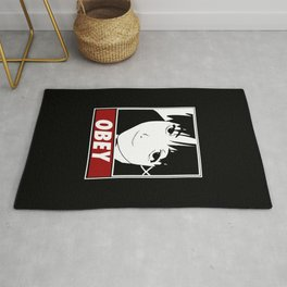 Lain Obey Rug