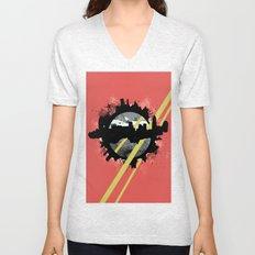 The Event Horizon Unisex V-Neck