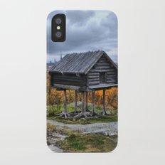 Heart in a Cage Slim Case iPhone X