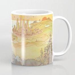 Sunrise Vista Coffee Mug