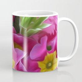 Floral Art 2 Coffee Mug