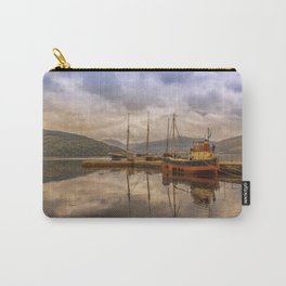 Evening at the Dock Carry-All Pouch