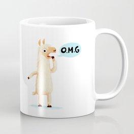 Dramallama Coffee Mug
