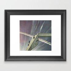 Skyway Framed Art Print
