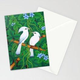 Bali Bird Stationery Cards