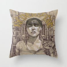 Redemption Throw Pillow