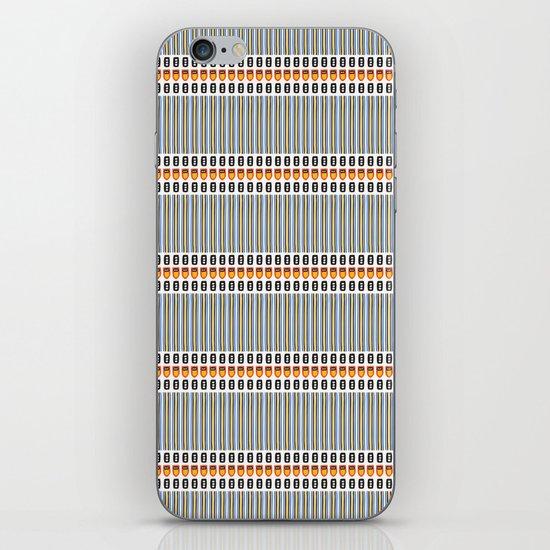 Geometric Stripes Seamless Vector Pattern Art Deco by limolida