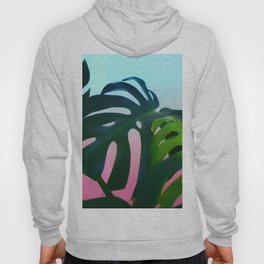 Palm Fronds Hoody