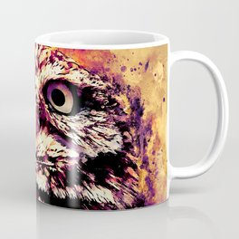 owl portrait 5 wslsh Coffee Mug