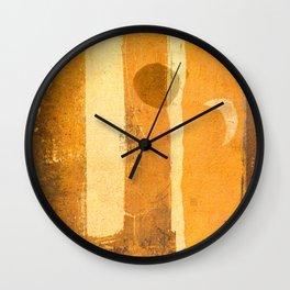 Sertão Wall Clock