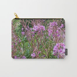 FIREWEED GOING TO LATE SUMMER SEED Carry-All Pouch