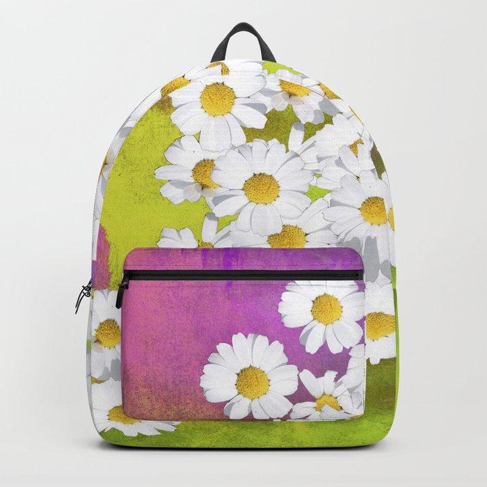 Fresh as a daisy Backpack