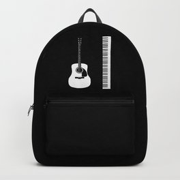 Guitar Piano Duo Backpack