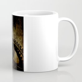 Steel Sun Coffee Mug
