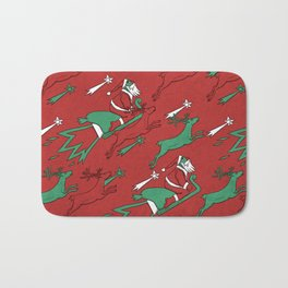Santa Express Bath Mat