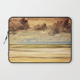 Stormy North Sea Laptop Sleeve