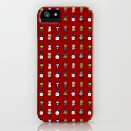 Hooray for Horror iPhone Case