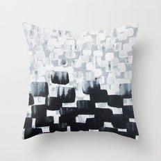 No. 5 Throw Pillow