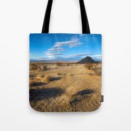 Desert Views Tote Bag