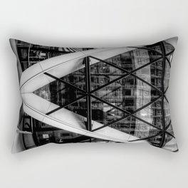 London Gherkin Rectangular Pillow