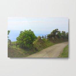rurual road Metal Print