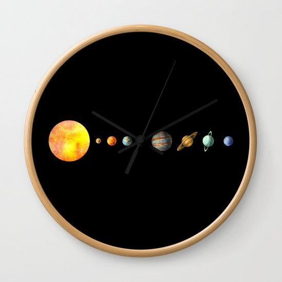 The Solar System by igo2cairo